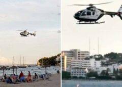 Europe : L'Espagne utilise des hélicoptères pour sévir contre les amateurs de plage